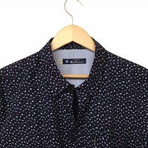 BEN SHERMAN Button-down Shirt XXL